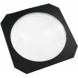 EUROLITE Fresnel Lens for LED COB ML-56, black