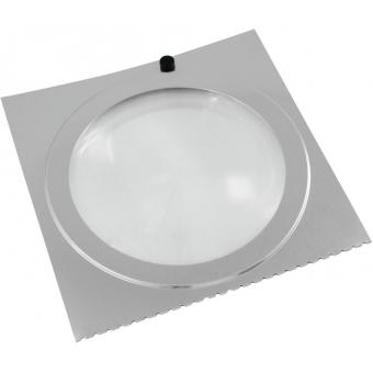 EUROLITE Fresnel Lens for LED COB Par-56, sil