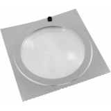 EUROLITE Fresnel Lens for LED COB Par-56, sil