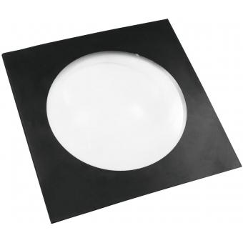 EUROLITE Fresnel Lens for LED COB Par-56, black
