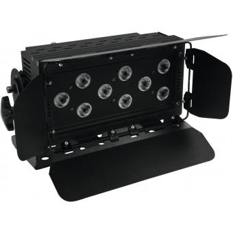EUROLITE LED CLS-9 QCL RGBW 9x8W 12° #2