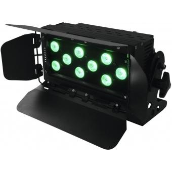 EUROLITE LED CLS-9 QCL RGBW 9x8W 12° #5