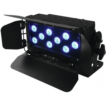 EUROLITE LED CLS-9 QCL RGBW 9x8W 12° #6