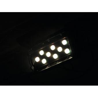EUROLITE LED CLS-9 QCL RGBW 9x8W 12° #8