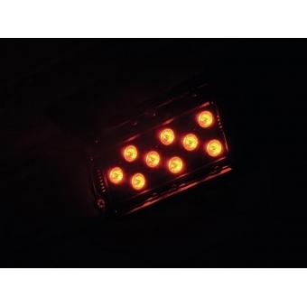 EUROLITE LED CLS-9 QCL RGBW 9x8W 12° #9