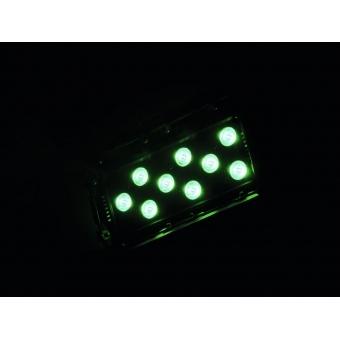 EUROLITE LED CLS-9 QCL RGBW 9x8W 12° #11