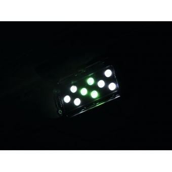 EUROLITE LED CLS-9 QCL RGBW 9x8W 12° #12