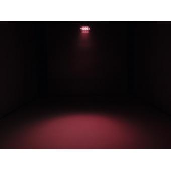 EUROLITE LED CLS-9 QCL RGBW 9x8W 12° #14