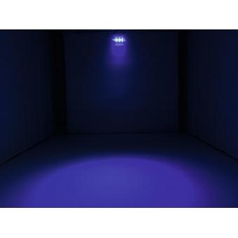 EUROLITE LED CLS-9 QCL RGBW 9x8W 12° #15