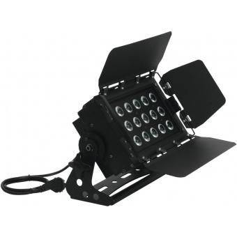 EUROLITE LED CLS-18 QCL RGBW 18x8W 12° #2