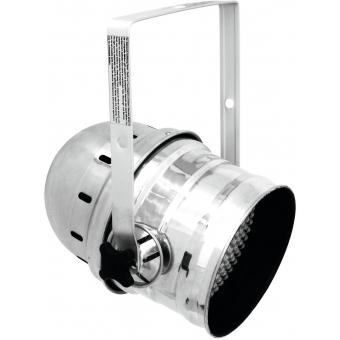 EUROLITE LED PAR-64 RGB 10mm Short silver #2