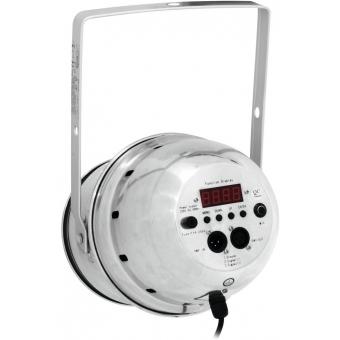 EUROLITE LED PAR-64 RGB 10mm Short silver #3