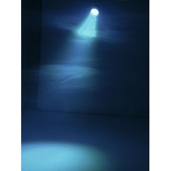 EUROLITE LED PAR-64 RGB 10mm Short silver #10