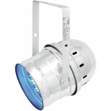 EUROLITE LED PAR-64 RGB 10mm Short silver