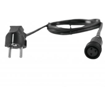 EUROLITE Power cable IP-Par, 1,8m, 230V #3