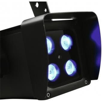 EUROLITE LED IP PAD 4x8W QCL #6