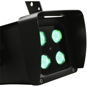 EUROLITE LED IP PAD 4x8W QCL #9