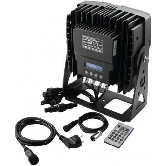 EUROLITE LED IP PAD 24x8W QCL #3