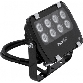 EUROLITE LED IP FL-8 red 60° #2