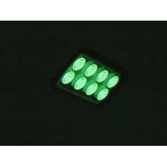 EUROLITE LED IP FL-8 green 60° #5