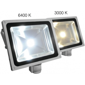 EUROLITE LED IP FL-50 COB 6400K 120° MD #6