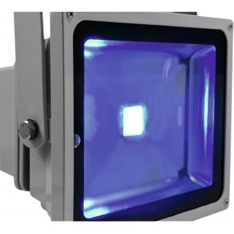 EUROLITE LED IP FL-30 COB RGB 120° RC #8
