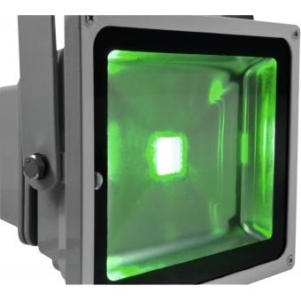EUROLITE LED IP FL-30 COB RGB 120° RC #9