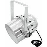 EUROLITE LED PAR-64 RGBA 10mm Short sil