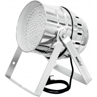 EUROLITE LED PAR-64 RGBA 10mm Floor sil