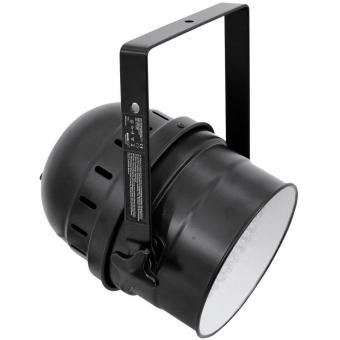 EUROLITE LED PAR-64 RGBA 10mm Short black #2