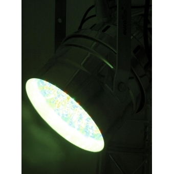 EUROLITE LED PAR-64 RGBA 10mm Short black #18