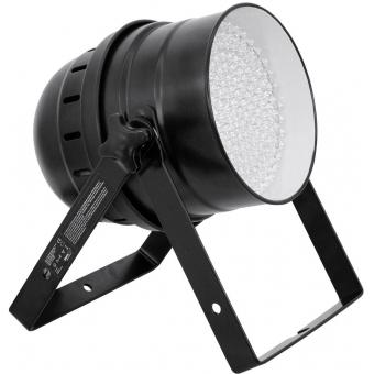 EUROLITE LED PAR-64 RGBA 10mm Floor black #2