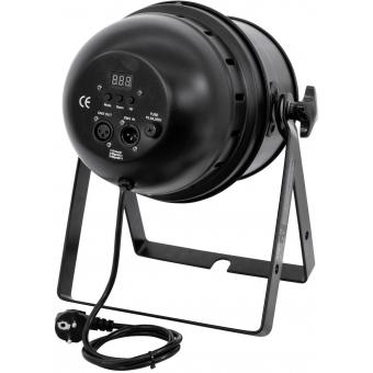 EUROLITE LED PAR-64 RGBA 10mm Floor black #3