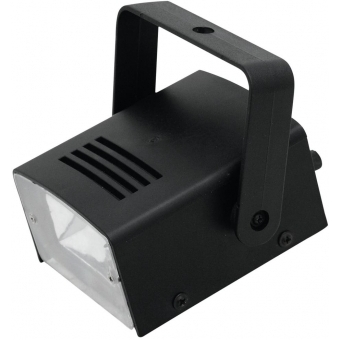 EUROLITE LED Disco Strobe white, Battery #1