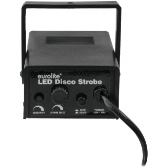EUROLITE LED Disco Strobe white, sound #3