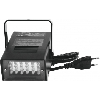 EUROLITE LED Disco Strobe white, sound #4