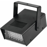 EUROLITE LED Disco Strobe white, sound