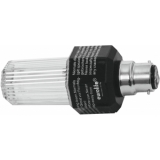 EUROLITE Strobe with B-22 base, clear