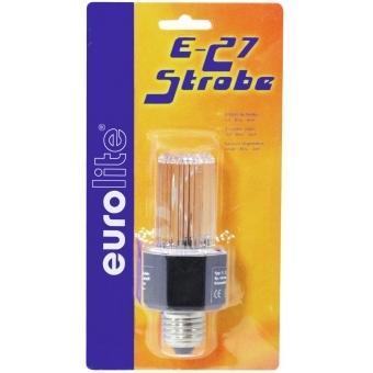 EUROLITE Strobe with E-27 Base, clear #2