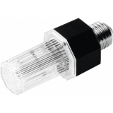 EUROLITE Strobe with E-27 Base, clear