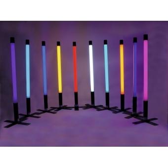 EUROLITE Neon Stick T8 18W 70cm turquoi L #4
