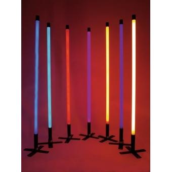 EUROLITE Neon Stick T8 36W 134cm red L #3