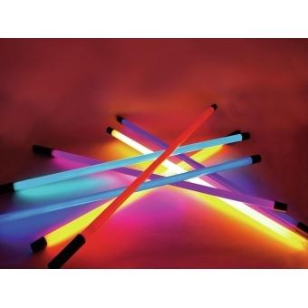 EUROLITE Neon Stick T8 36W 134cm red L #5