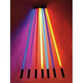 EUROLITE Neon Stick T8 36W 134cm orange L #4