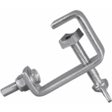 EUROLITE TH-25 Clamp for 25mm Tube sil