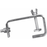 EUROLITE TH-51 Theatre Clamp silver