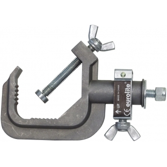EUROLITE TH-90 Theatre Clamp silver