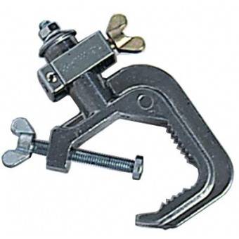EUROLITE TH-90 Theatre Clamp silver #2