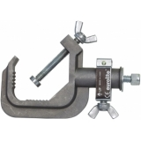 EUROLITE TH-90 Theatre Clamp sil