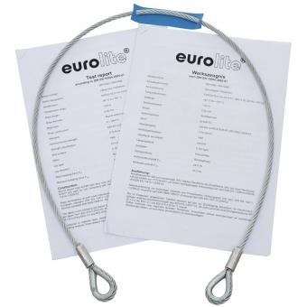 EUROLITE Safety Bond AG-5 3x600mm up to 5kg sil #2
